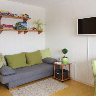 Couch als Aufbettungsmöglichkeit